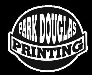 Park Douglas printing logo